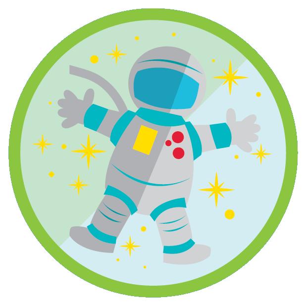 Lil' Astronaut