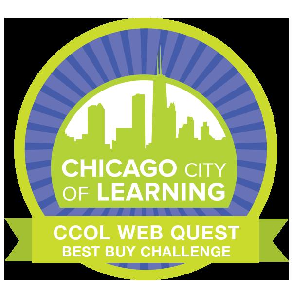 CCOL Web Quest (9-12)