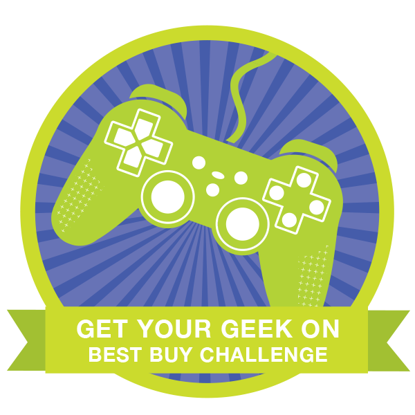 Get Your Geek On (9-12)