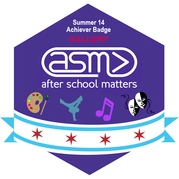 After School Matters Summer Achiever - Gallery