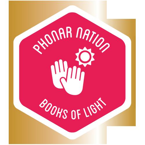 Phonar Nation: Books of Light