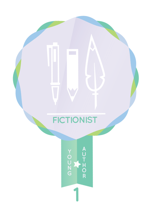 Young Author: Fictionist 1