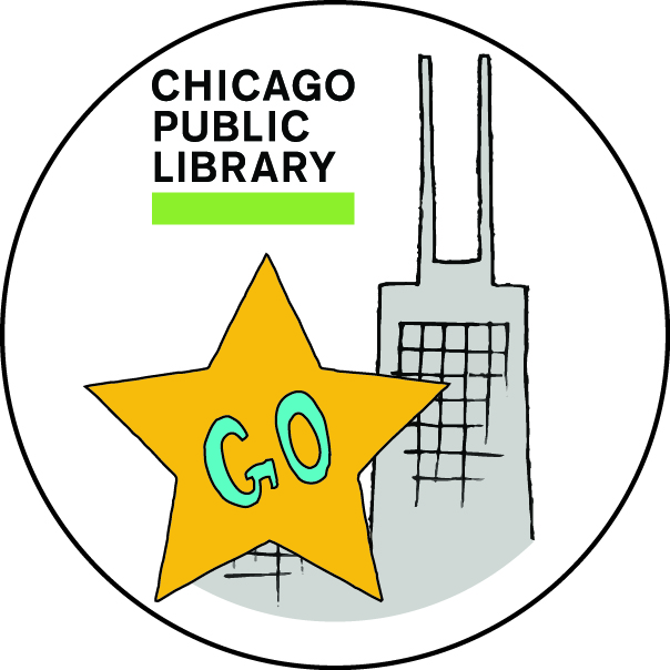 Chicago Public Library Find Your Way GO Badge