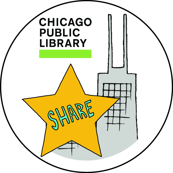 Chicago Public Library Find Your Way SHARE Badge