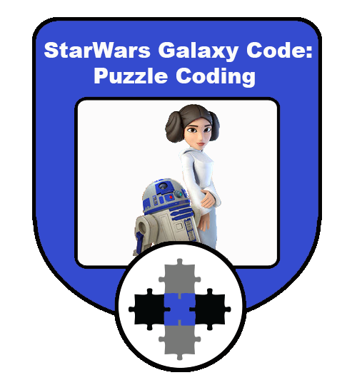 StarWars Galaxy Code: Puzzle Coding