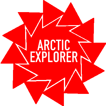 Arctic Explorer Badge