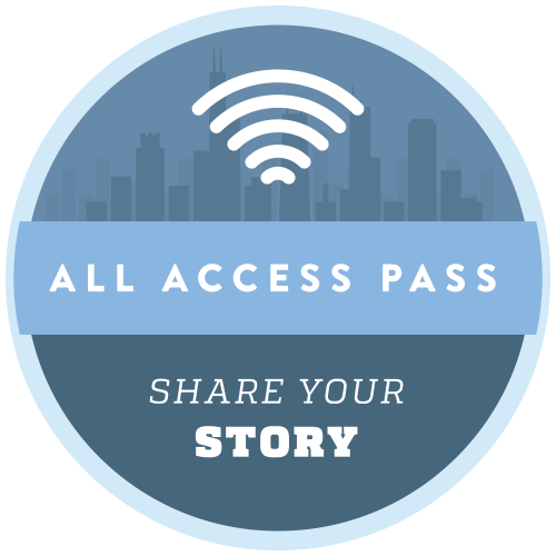 All-Access Pass: Share Your Story