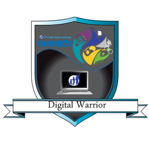 CPS Connects: Digital Warrior